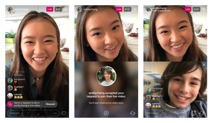 Instagram won't comment on rumored video calling feature
