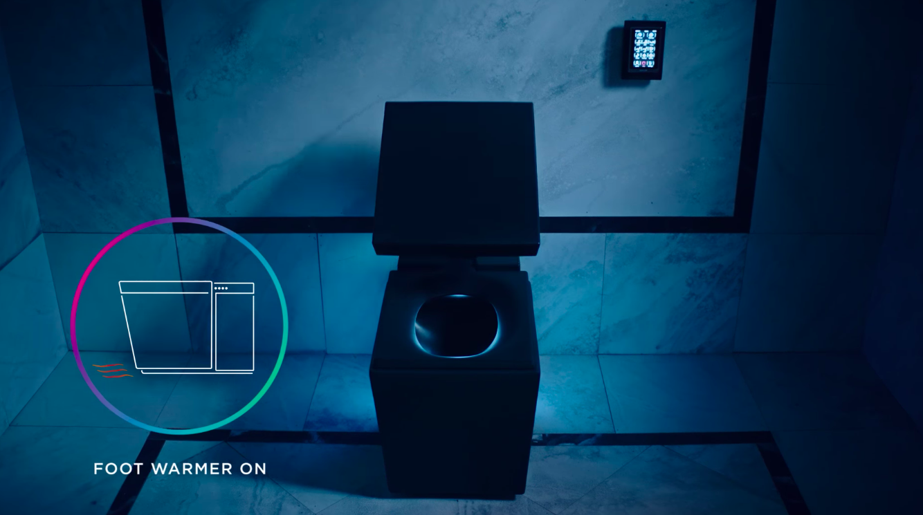 Kohler wants to make your bathroom smarter with Konnect | TechCrunch
