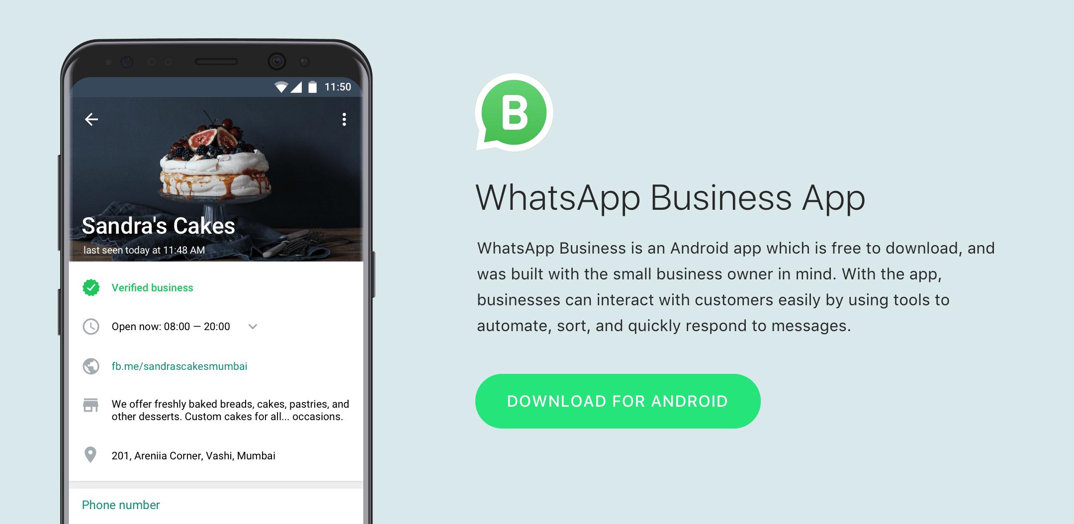 Tim App Shop Whatsapp