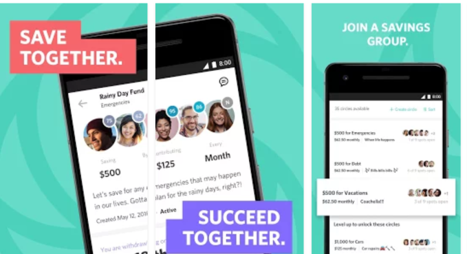 Yahoo Finance Launches Social Savings App Tanda An Alternative To Credit Cards Techcrunch