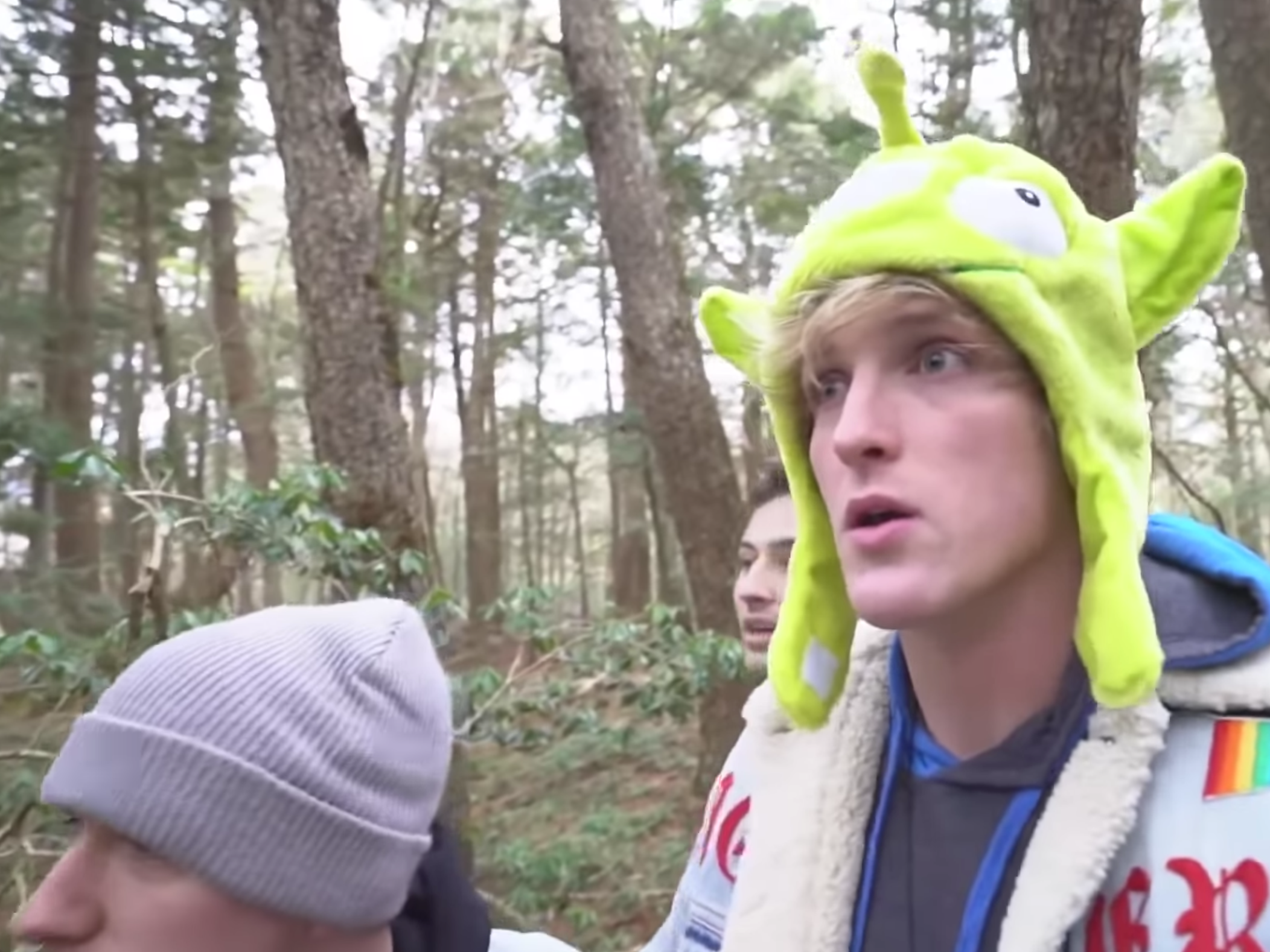 January Is Less Than Two Days Old And Already We Have A Reminder Of The Bad  Side Of YouTube After It Emerged That Logan Paul, A Brash 22 Year Old With  Over ...
