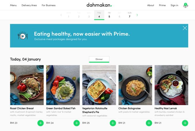 Malaysia's Dahmakan chows down $2.6M for its end-to-end food delivery service   Tech News 1