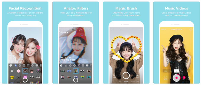 Selfie app Snow, once a Snapchat clone, raises $50M from