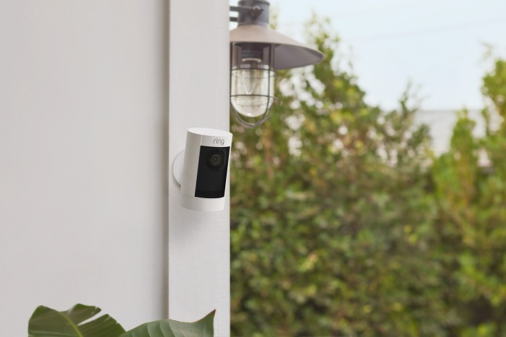 Ring debuts new indooroutdoor security cameras and led lighting stickupcam2outdoor mozeypictures Images