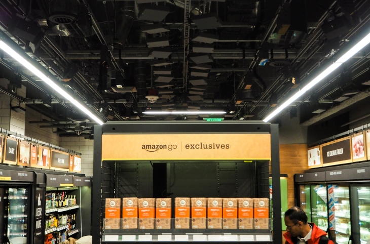 Inside Amazon's surveillance-powered, no-checkout