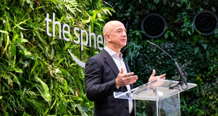 Jeff Bezos reportedly set to unveil Moon plans today