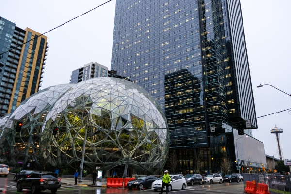 Seattle passes new tax on large companies despite Amazon's howls of protest