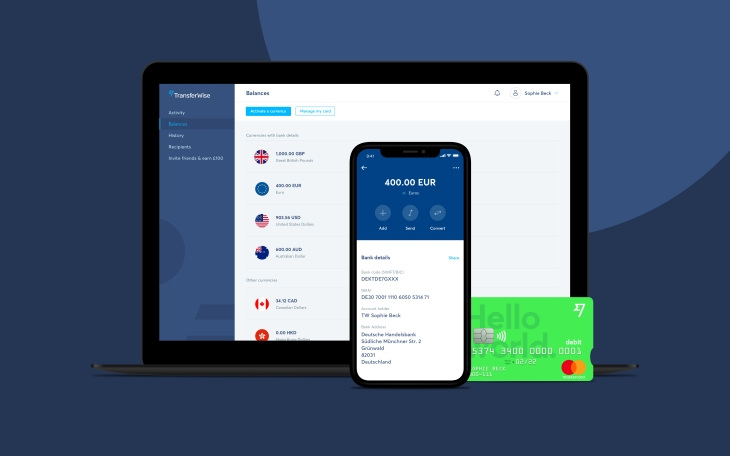 Transferwise Begins Private Launch Of Its Consumer