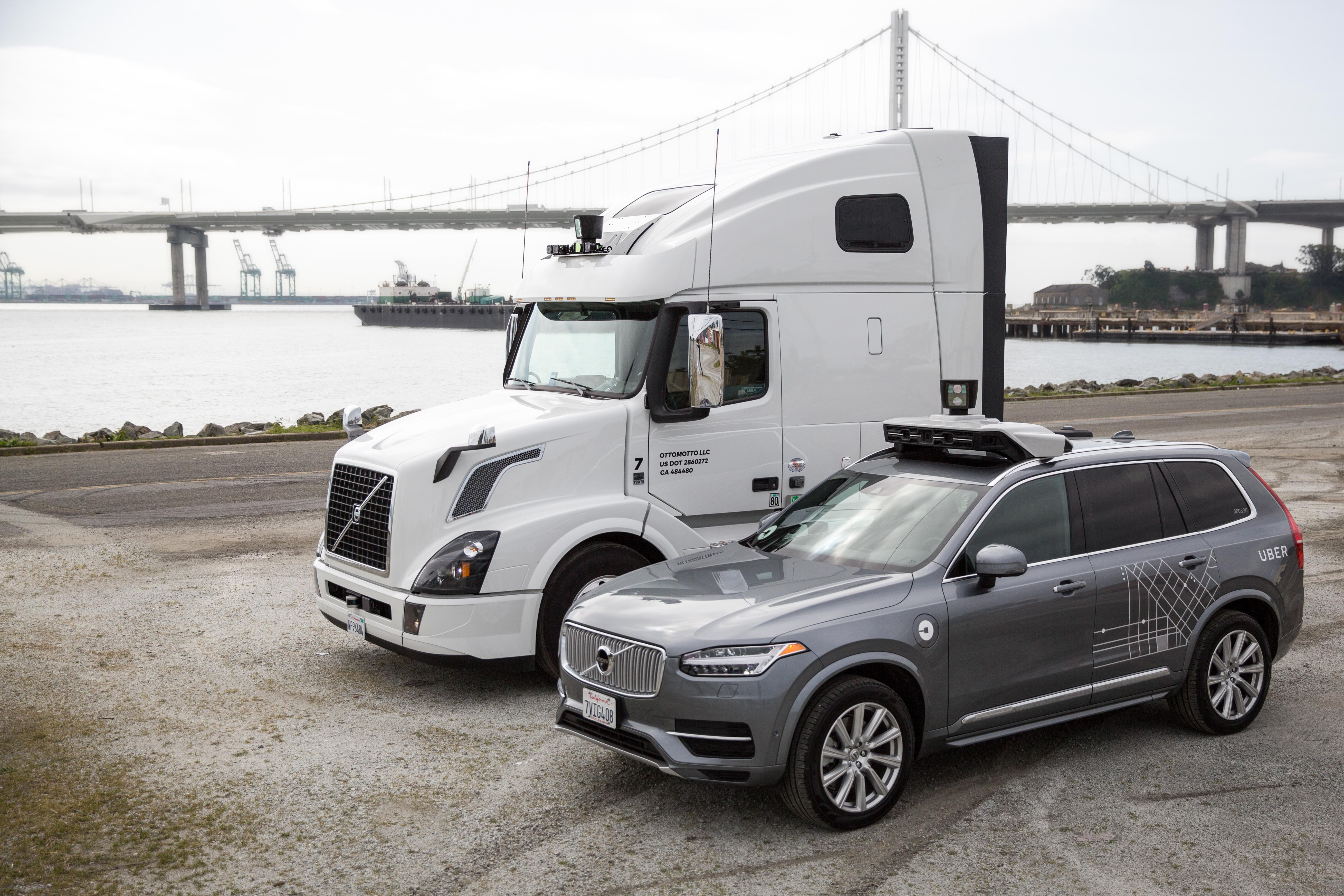 Uber taps Nvidia for its self driving vehicle fleet