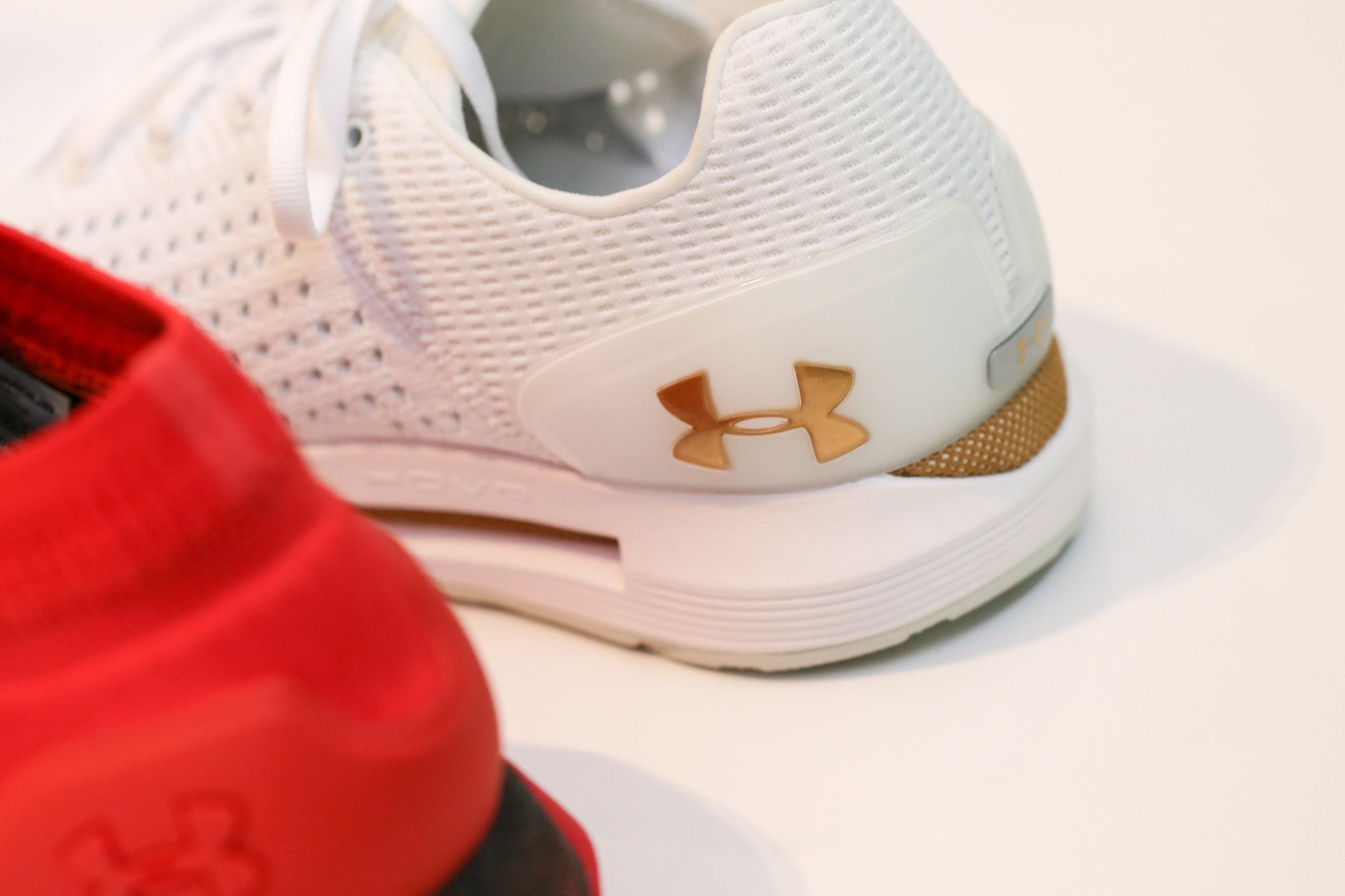 new products 124f2 5dde5 Under Armour launches two new pairs of connected running ...