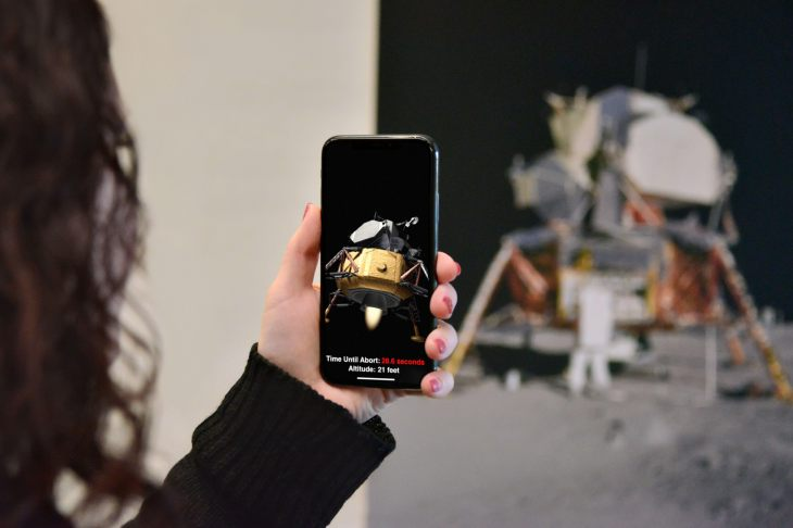 Apple's augmented reality tool kit can now detect walls and