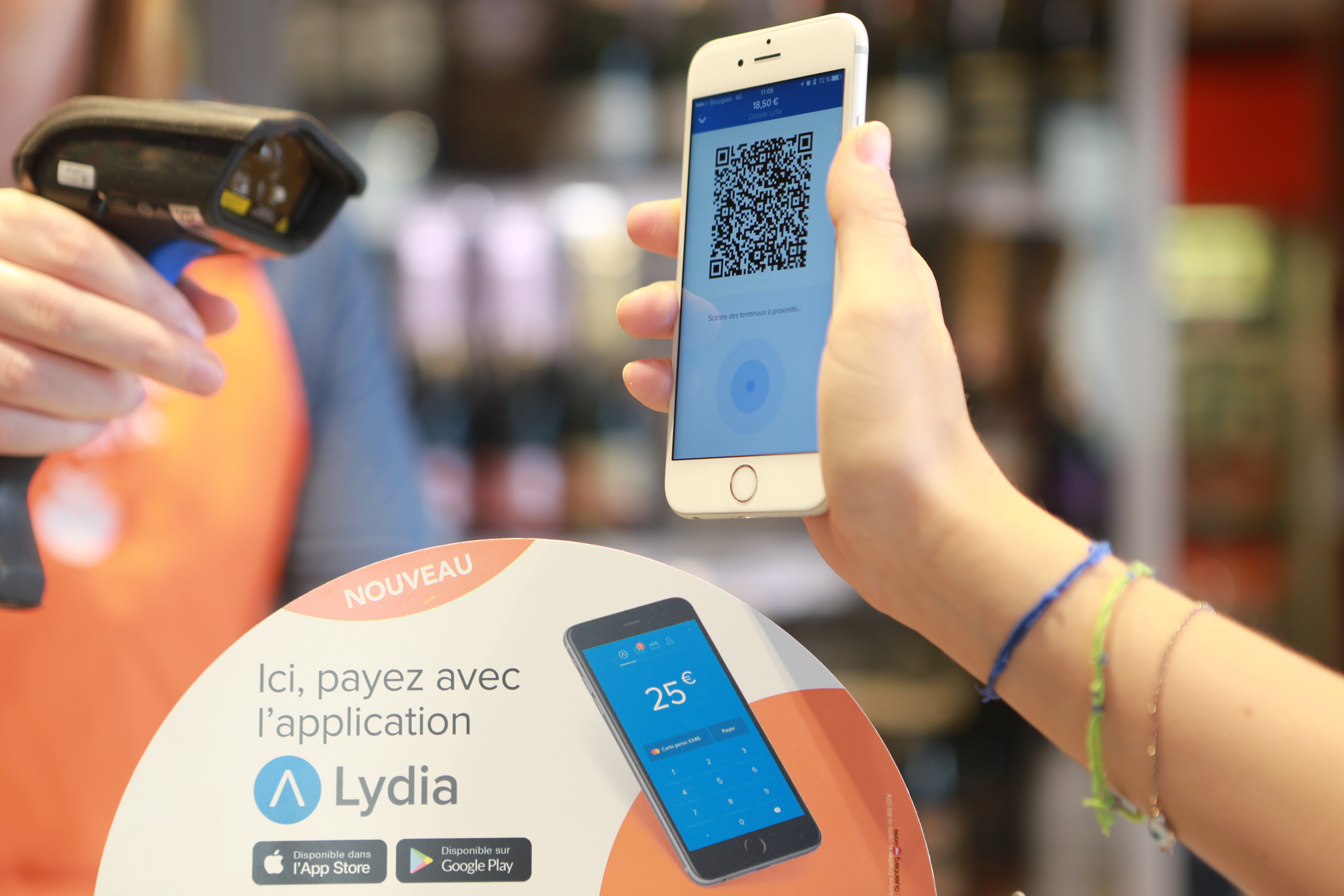 Carte Cdiscount Apple Pay.Lydia Raises 16 1 Million To Become The Paypal Of Mobile Payments