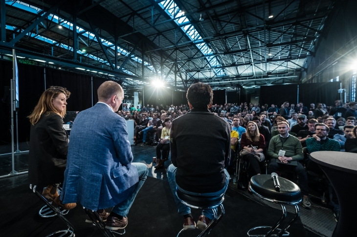 Don't miss Q&A Sessions at Disrupt Berlin 2018   TechCrunch