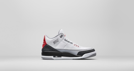 huge selection of 50414 4e5c4 Nike teamed up with Snap and Darkstore to pre-release Air Jordan III   Tinker  shoes on Snapchat