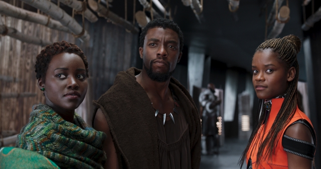 'Black Panther' just became North America's highest-grossing superhero movie