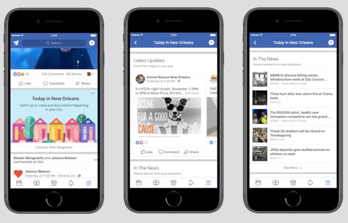 How Facebook Stole The News Business Techcrunch