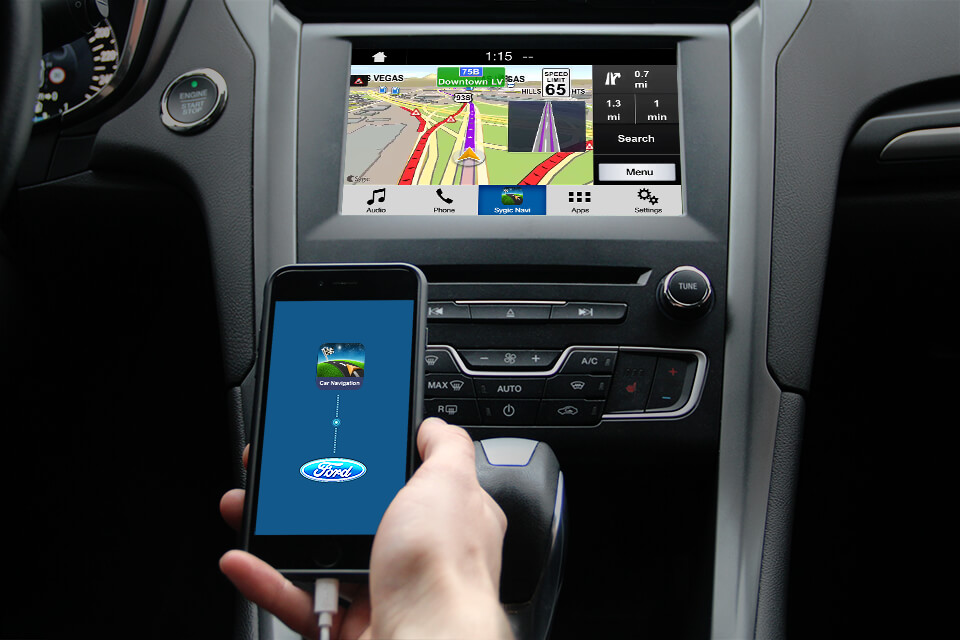 Ford cars are getting a new 'voice-controlled co-driver