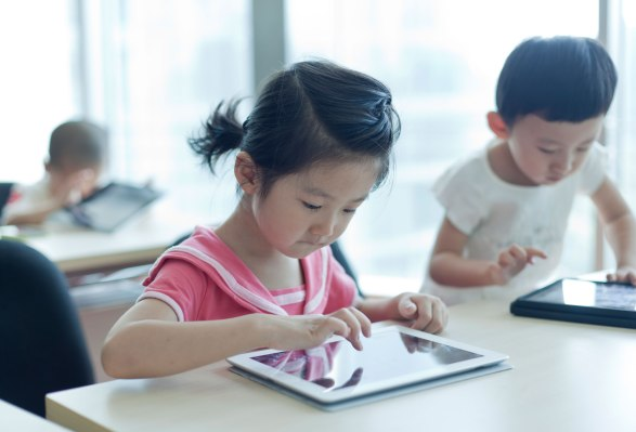 Screen time inhibits toddler development, study finds