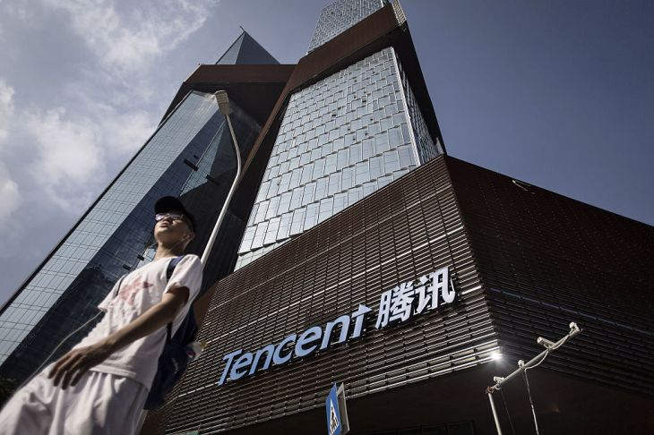 Tencent Profit Jumps 61 To 3 7b As Its Mobile Gaming Business
