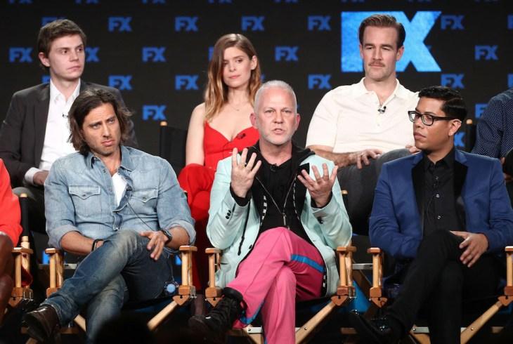 Glee' and 'American Horror Story' co-creator Ryan Murphy signs