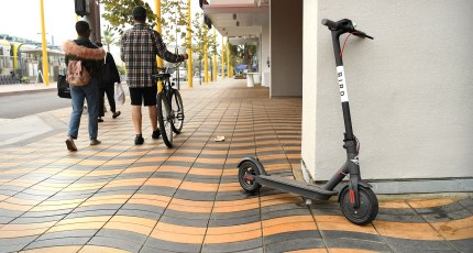 San Francisco City Attorney Dennis Herrera has sent a cease-and-desist letter to Bird, Lime and Spin for operating their shared electric scooter programs in ...