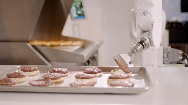 Flippy, the robot hamburger chef, goes to work | TechCrunch