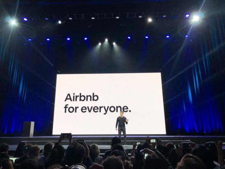 Airbnb wants to give its hosts equity in its business