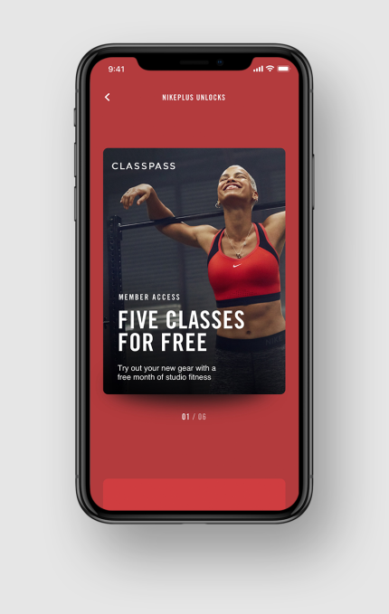 adc2ac90bd Nike ramps up membership benefits with Apple Music, ClassPass and ...