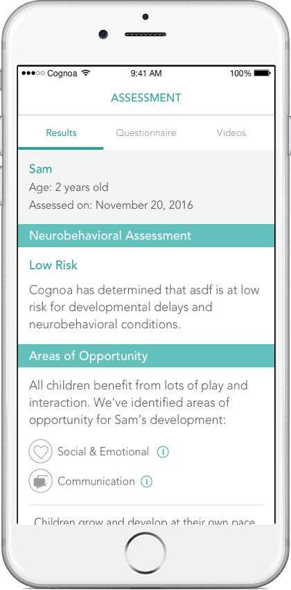Cognoa's AI platform for autism diagnosis gets first FDA stamp