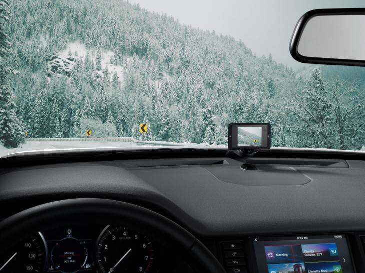 Ex-Apple, Dropcam executive launches a security camera for your car