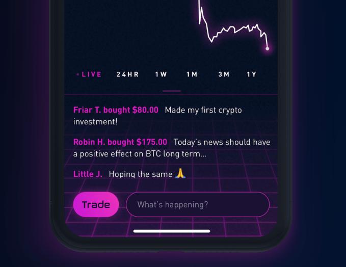 Robinhood free crypto trading