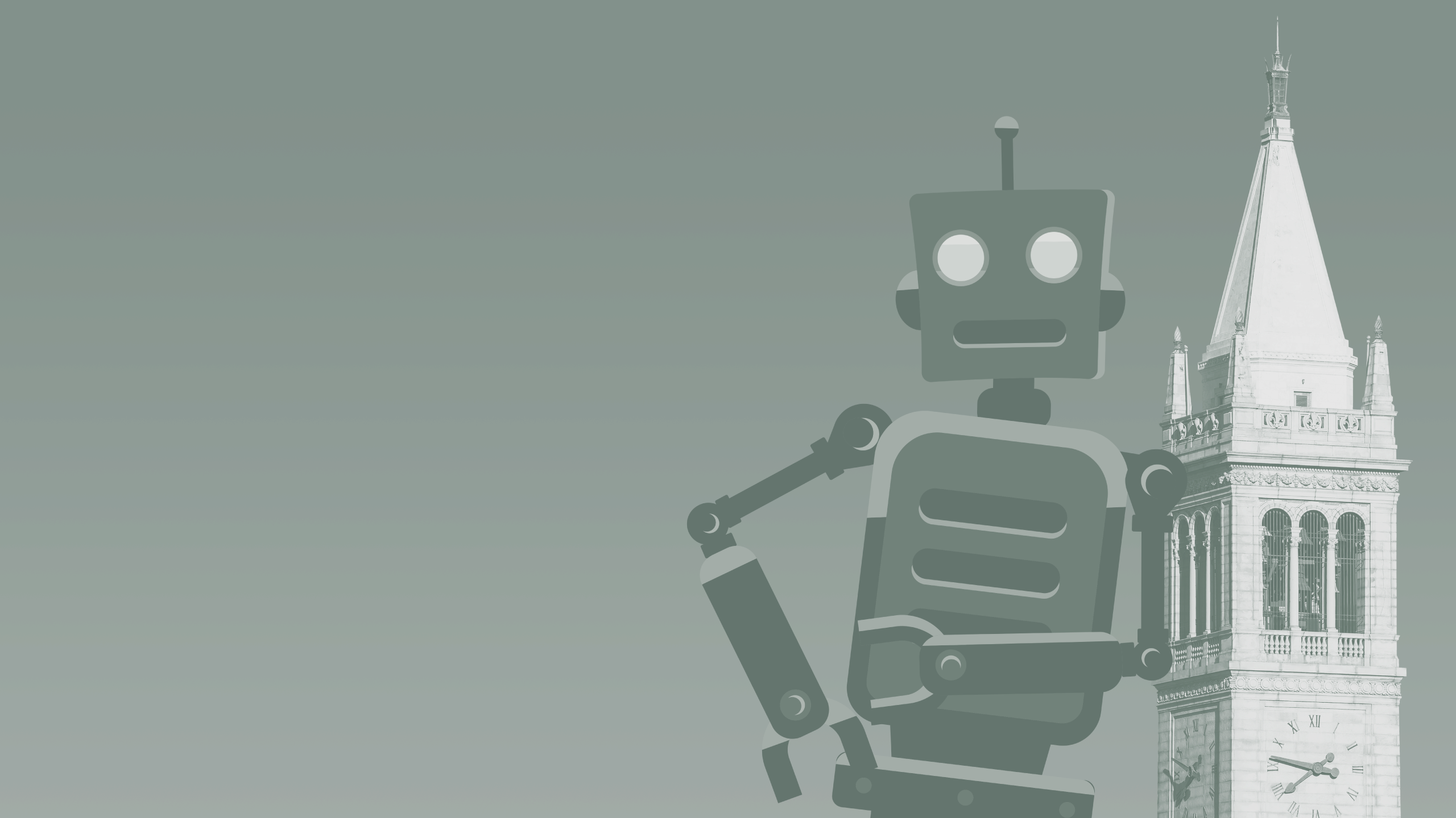 We want to hear about your robotics company