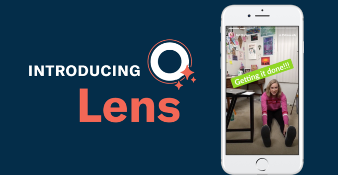 Patreon Lens is Snapchat for creators' paid fans only
