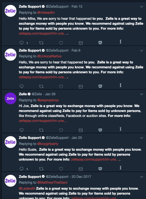 Zelle users are finding out the hard way there's no fraud