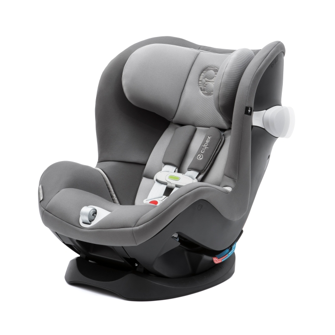 Cybex Starts Selling Its 330 App Enabled Car Seat Made