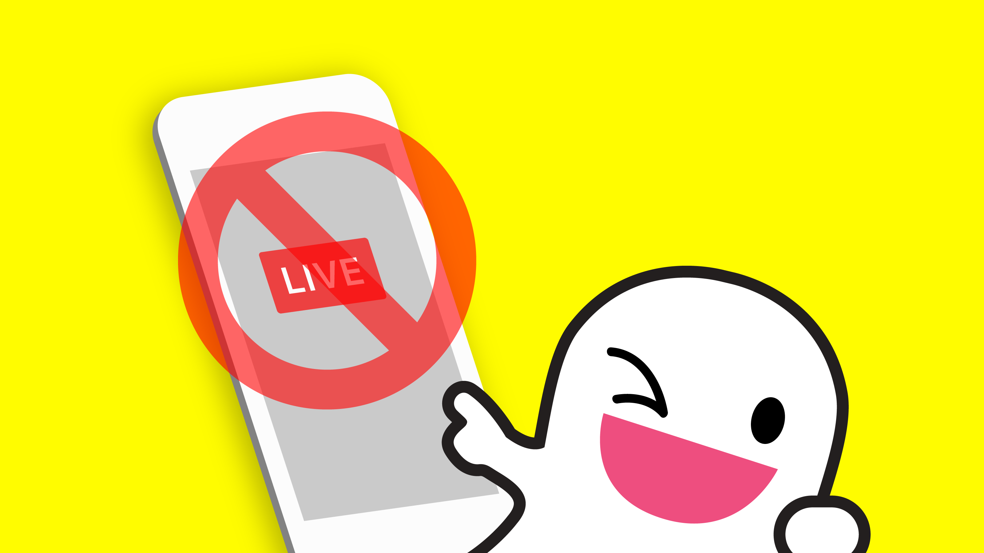 how to use live video on snapchat