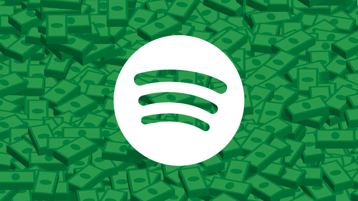 Spotify misses on revenue in first earnings report with 170M
