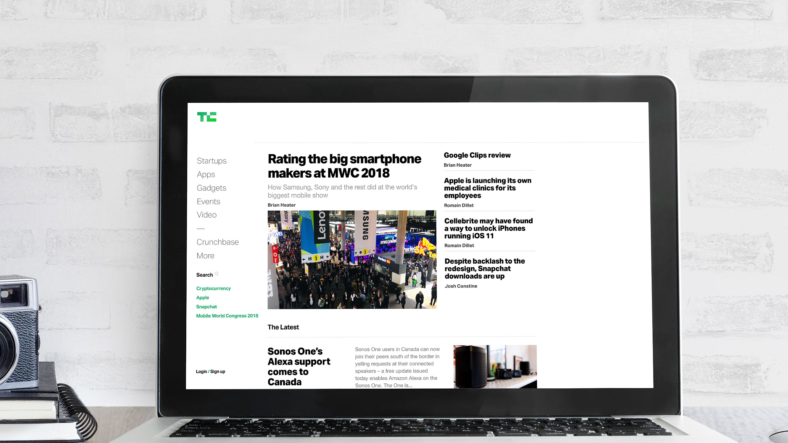New, new, new TechCrunch | TechCrunch