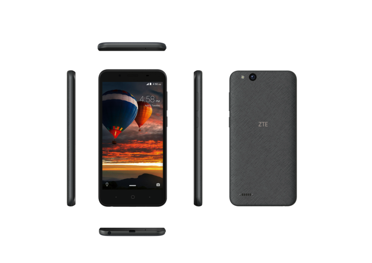 ZTE will deliver the first Android Oreo (Go Edition) handset for the