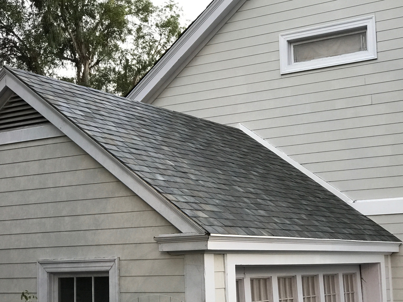 Tesla Roof Solar Panels >> Tesla Says Solar Roof Is On Its Third Iteration Currently