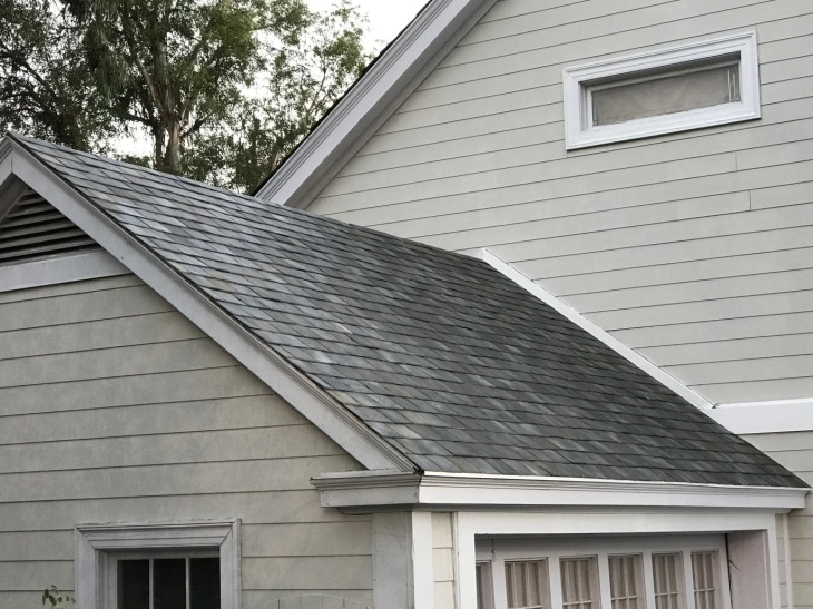 Tesla Solar Roof Shingles >> Tesla Says Solar Roof Is On Its Third Iteration Currently