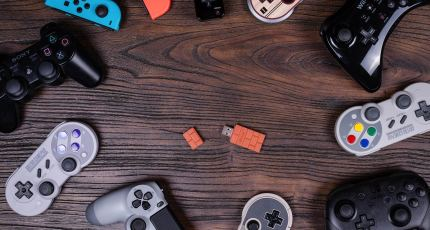 8bitdo's wireless adapter adds flexibility to Xbox, PlayStation and