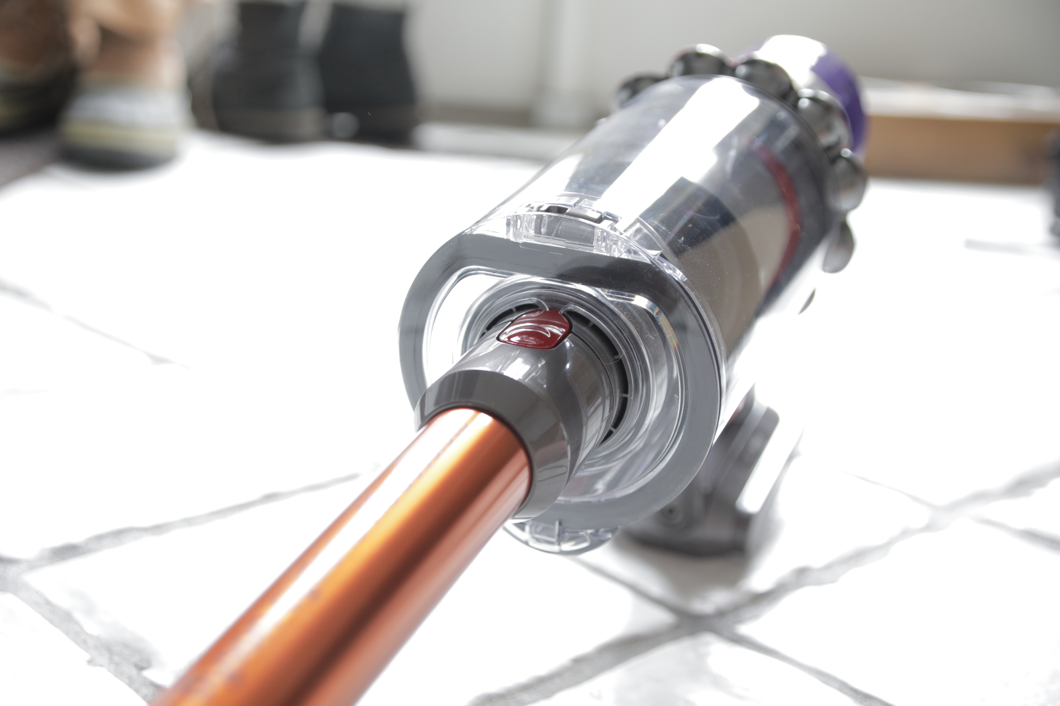 dyson s cyclone v10 cordless vacuum spells the end for. Black Bedroom Furniture Sets. Home Design Ideas