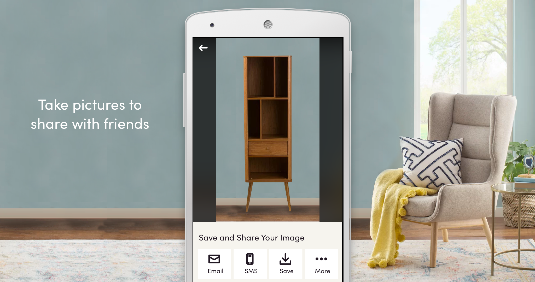 U201cLeveraging Augmented Reality, The Wayfair App Allows Shoppers To Transform  Their Homes Into Virtual Showrooms, Allowing Them To See Their Favorite  Products ...