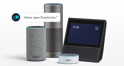 TuneIn launches a discounted audio subscription for Alexa