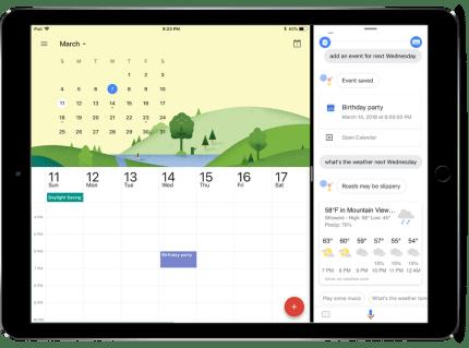 Google Assistant Arrives On Ipad Techcrunch