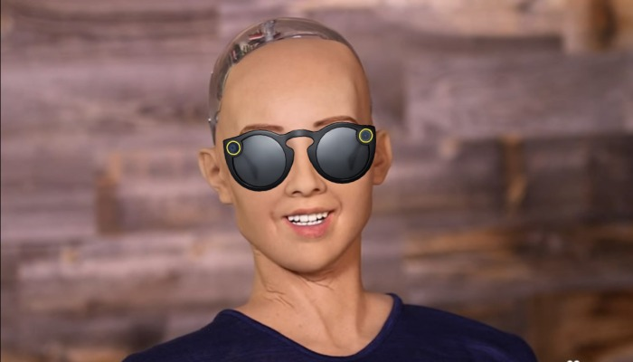 b998e5baae20 Snapchat is stuck in the uncanny valley of AR glasses | TechCrunch