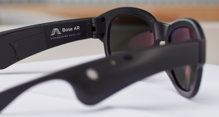 090520c3c9 The high-end audio technology company Bose is getting into the augmented  reality game with a new product and a  50 million fund devoted to startups  that ...