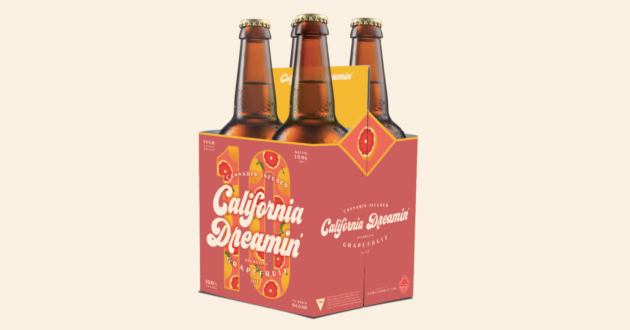 Marijuana Soda Startup California Dreaminu0027 Wants To Replace Booze. U201c