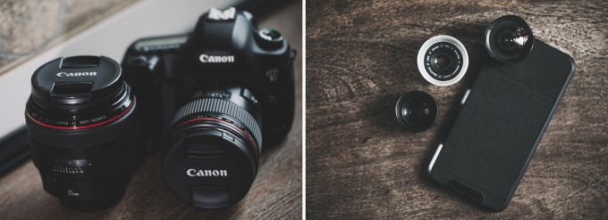 Moment lenses — the DSLR killer? | TechCrunch